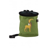 Edelrid Chalk Bag - Rocket Twist, green