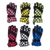 Glove Checkers DT32-1, Ladies-Youth, Mix pack of 12 pairs