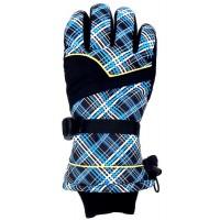 Glove Grid DT32-2, Blue, M / L