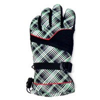 Glove Grid DT32-2, Green, M / L