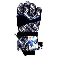 Glove Grid DT32-2, Grey, M / L