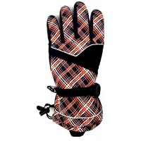 Glove Grid DT32-2, Orange, M / L