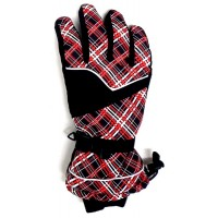 Glove Grid DT32-2, Red, M / L