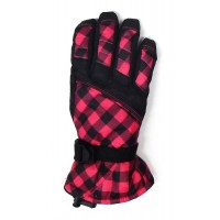 Glove Checker DT32-1, Fuchsia, L/XL