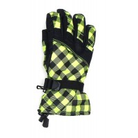 Glove Checker DT32-1, Green, M / L