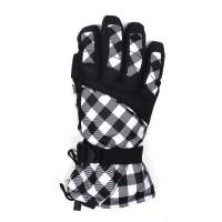 Glove Checker DT32-1, White, M / L