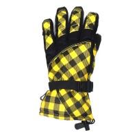Glove Checker DT32-1, Yellow, M / L
