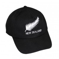 Kiwistuff Cap - New Zealand black