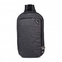 Pacsafe Vibe 325 sling pack, granite melange