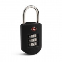 Pacsafe Prosafe 1000 - TSA combo lock, black