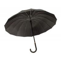 Kiwistuff Umbrella Large, black no logo