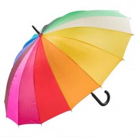 Kiwistuff Umbrella Large, multicolour no logo