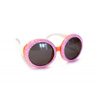 RD Sunglasses - Kids Style DT1-1, Pink/Orange
