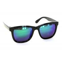 RD Sunglasses - Style DT1-4, Black