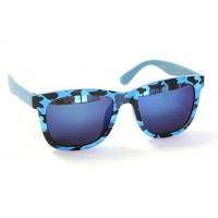 RD Sunglasses - Style DT1-4, Camo Blue