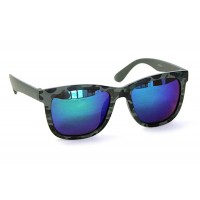 RD Sunglasses - Style DT1-4, Camo Green