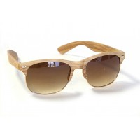 RD Sunglasses - Style DT3-3, Timber