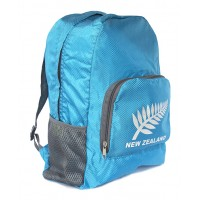 Kiwistuff bag - Foldable Backpack, Blue (KDT171)