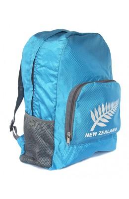 Kiwistuff bag - Foldable Backpack, Blue (KDT171)