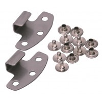 Contour Tail hook set incl rivets