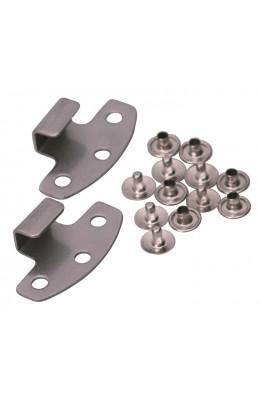 Contour Tail hook set incl rivets