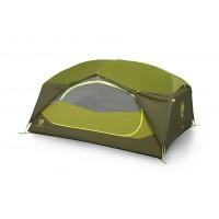 Nemo Tent -  Aurora 3P (green) & footprint
