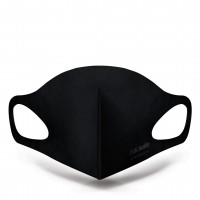 Pacsafe Face Mask Viral Off, Small, Black