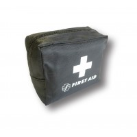 First Aid Kit - Day Pouch (with black bag)