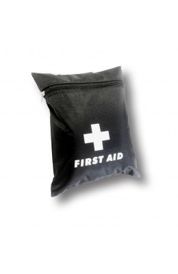 First Aid Kit - Tramper Solo Compact (with black bag)