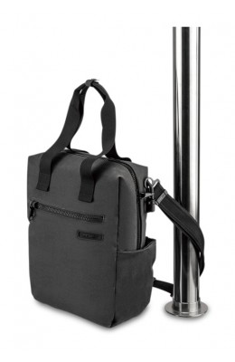 Pacsafe Intasafe Z300 tote bag, charcoal