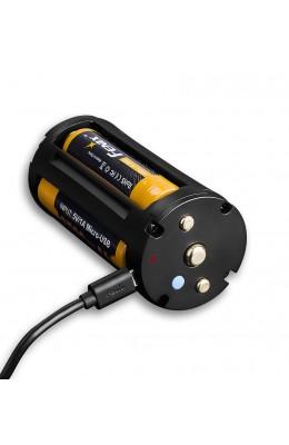 Fenix - Torch TK75 (2,900 lumens), black