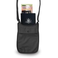 Pacsafe Coversafe S75 - secret neck pouch, black