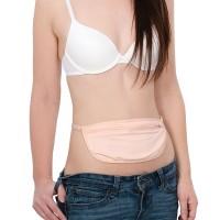 Pacsafe Coversafe S100 - secret waist band, orchid pink