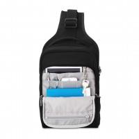 Pacsafe Metrosafe LS150 - sling backpack, black