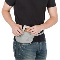 Pacsafe Coversafe X100 - waist wallet - chilli