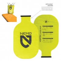 Nemo sleeping pad - Tensor 20R insulated mummy