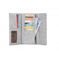 Pacsafe RFIDsafe LX200, Tweed grey