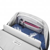 Pacsafe Metrosafe LS450- 25L backpack, Earth Khaki