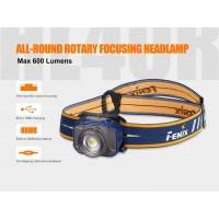 Fenix - Headlamp HL40R Rechargeable USB