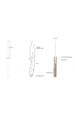 Ruike - Knife Folding - Fang P105