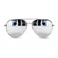 RD Sunglasses - Style DT3-4, Silver