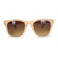RD Sunglasses - Style DT3-2, Timber