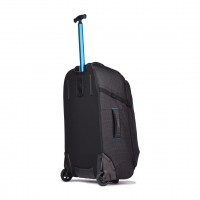 Pacsafe Toursafe 29 - wheeled duffel, black