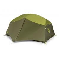 Nemo Tent -  Aurora 2P (green) & footprint