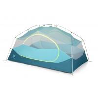 Nemo Tent -  Aurora 2P (blue) & footprint