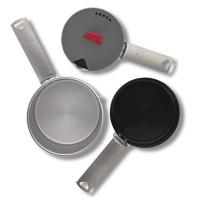 Primus Pot Set - Essential Trek (0.6 & 1.0L pot, frying pan)