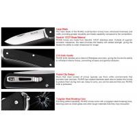 Ruike - Knife Multi-Function M21, black