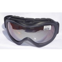 Goggles - Adult G1474S, Black, Sing