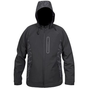 Moa Jacket Soft Shell Nepia, Granite, XS