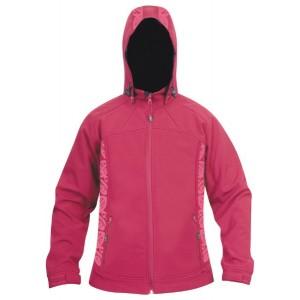 Moa Jacket Soft Shell Tia WM, Fuschia., XXS